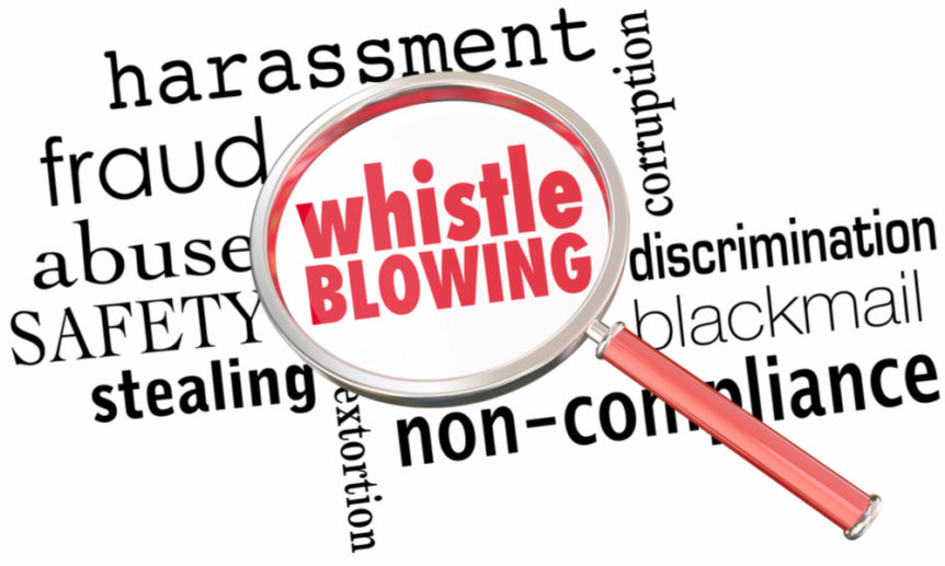 Whistle-Blowing Policy and Procedure